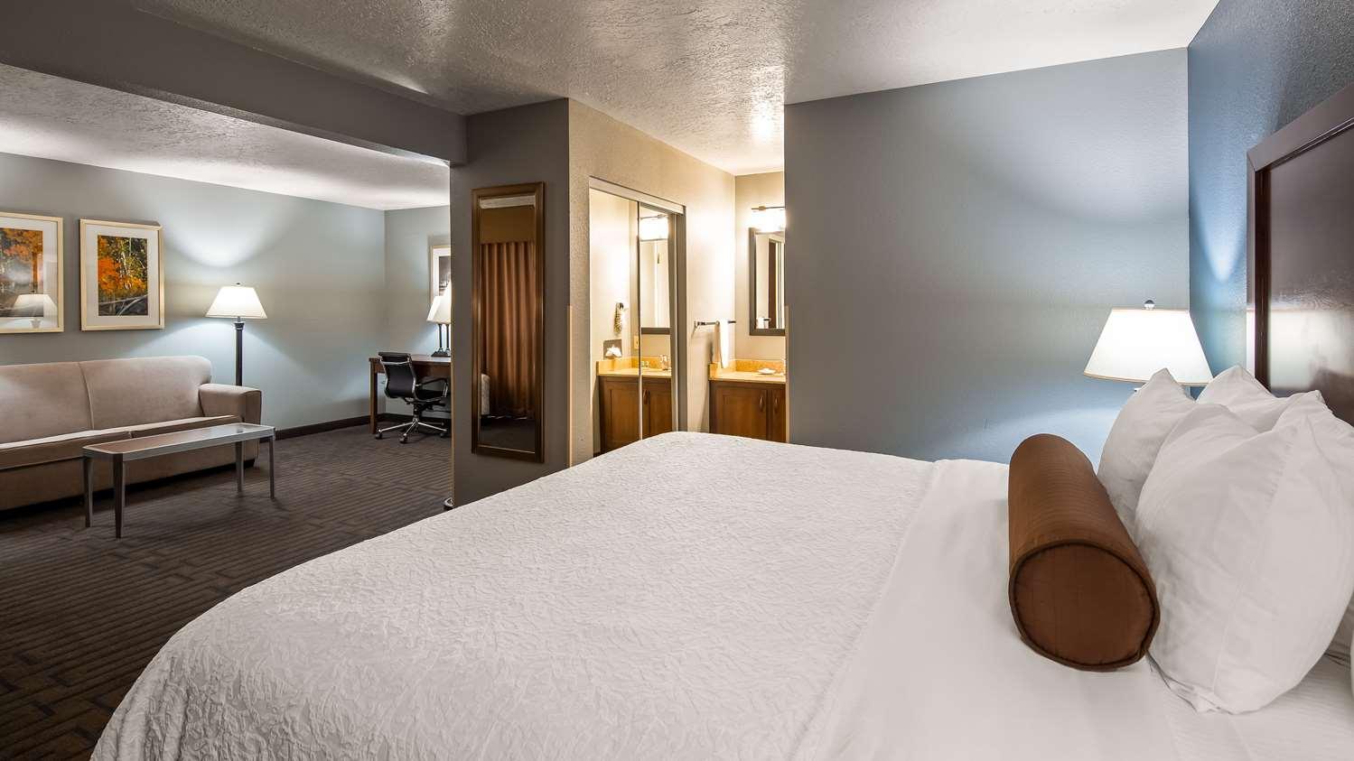 Suite - Best Western Pocatello Inn