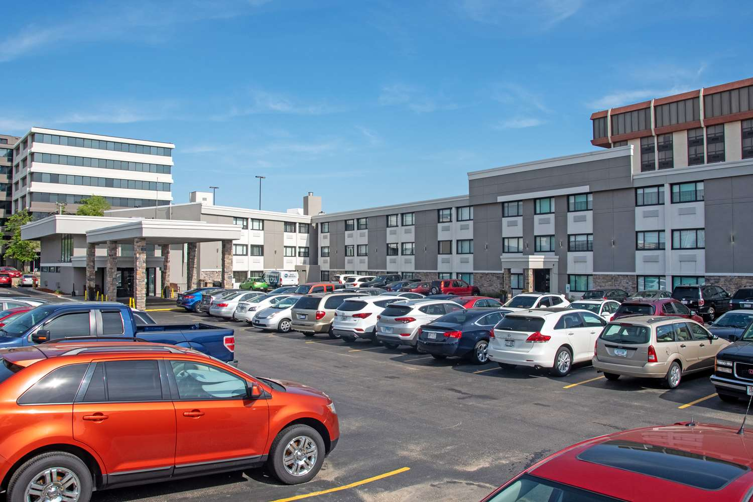 Exterior View Best Western Inn At O Hare Rosemont