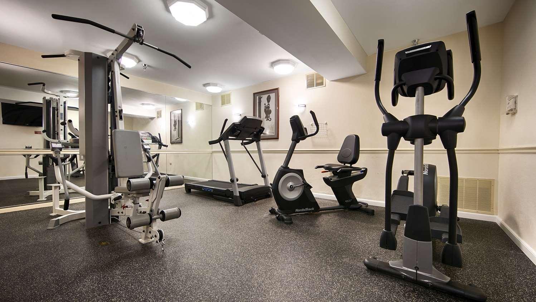 Fitness/ Exercise Room - Best Western Plus Oakbrook Inn Westmont