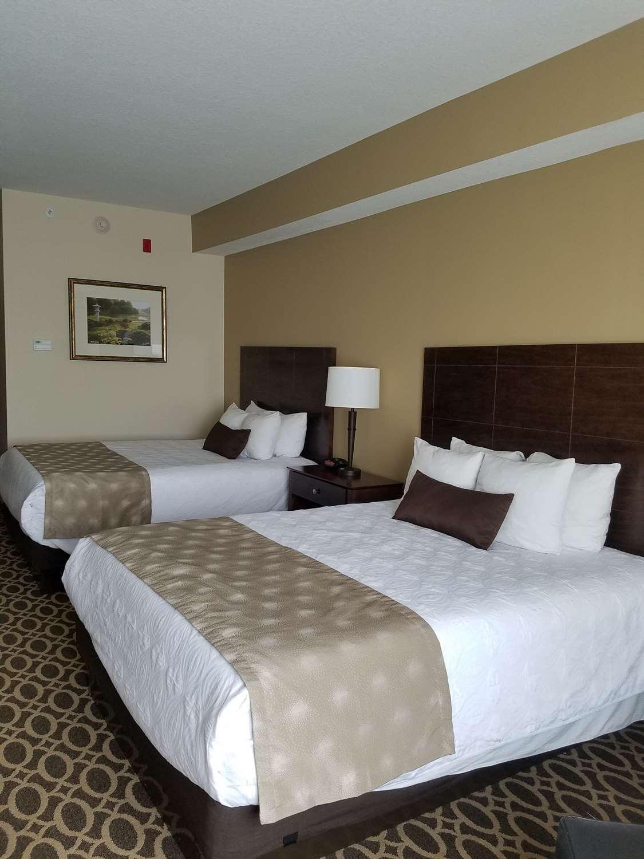 Room - Best Western Paradise Inn Savoy