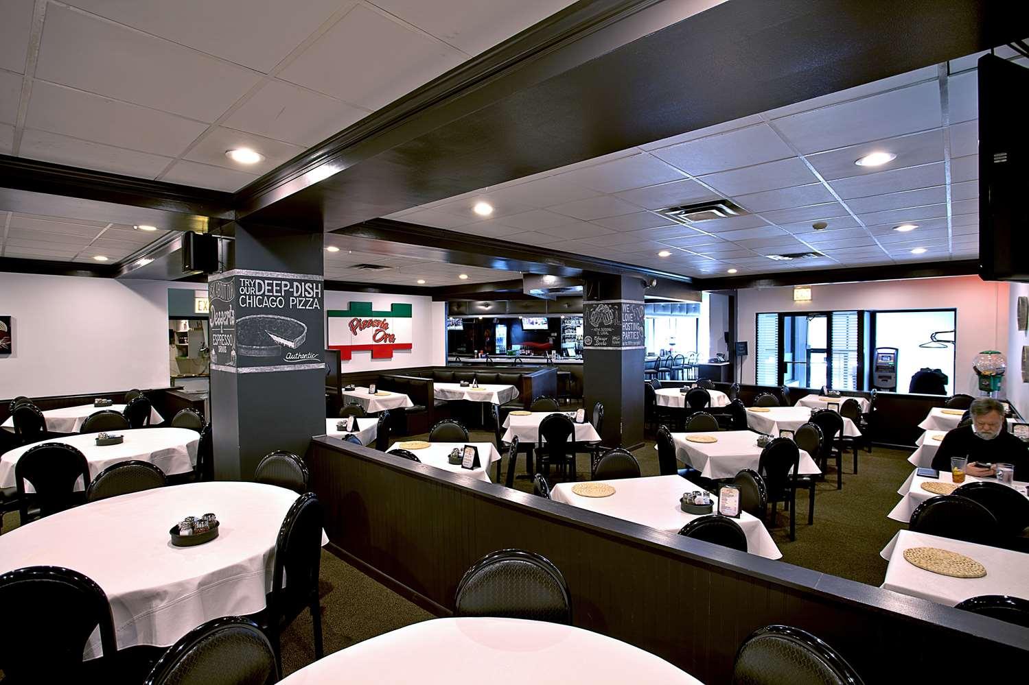 Restaurant - Best Western River North Hotel Chicago