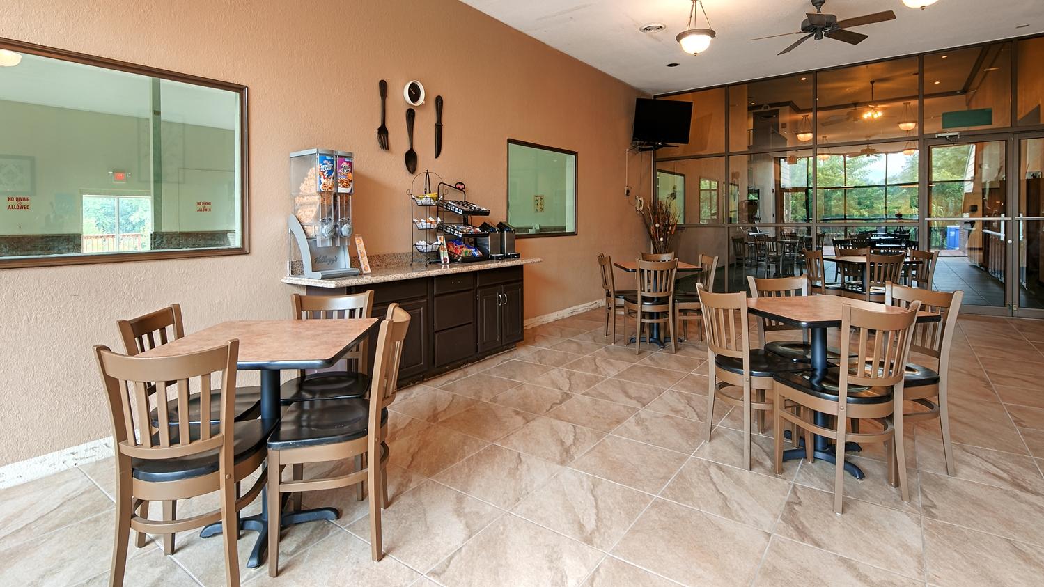 Restaurant - Best Western Monticello Gateway Inn