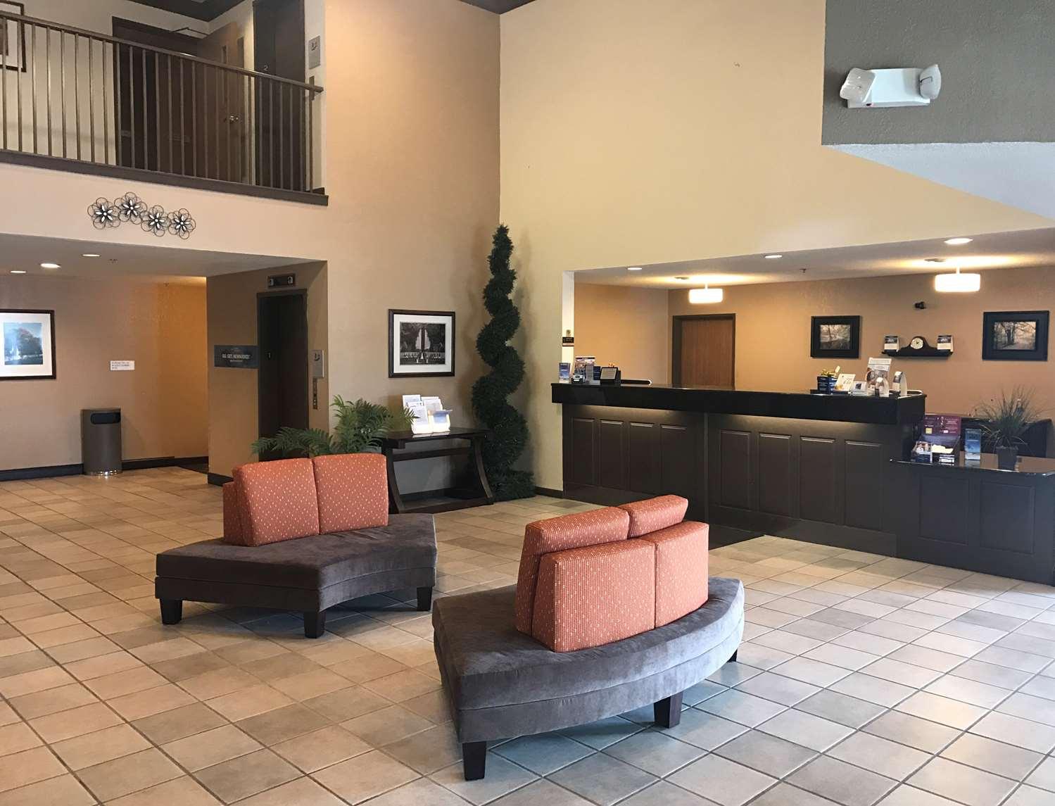 Lobby - Best Western Monticello Gateway Inn