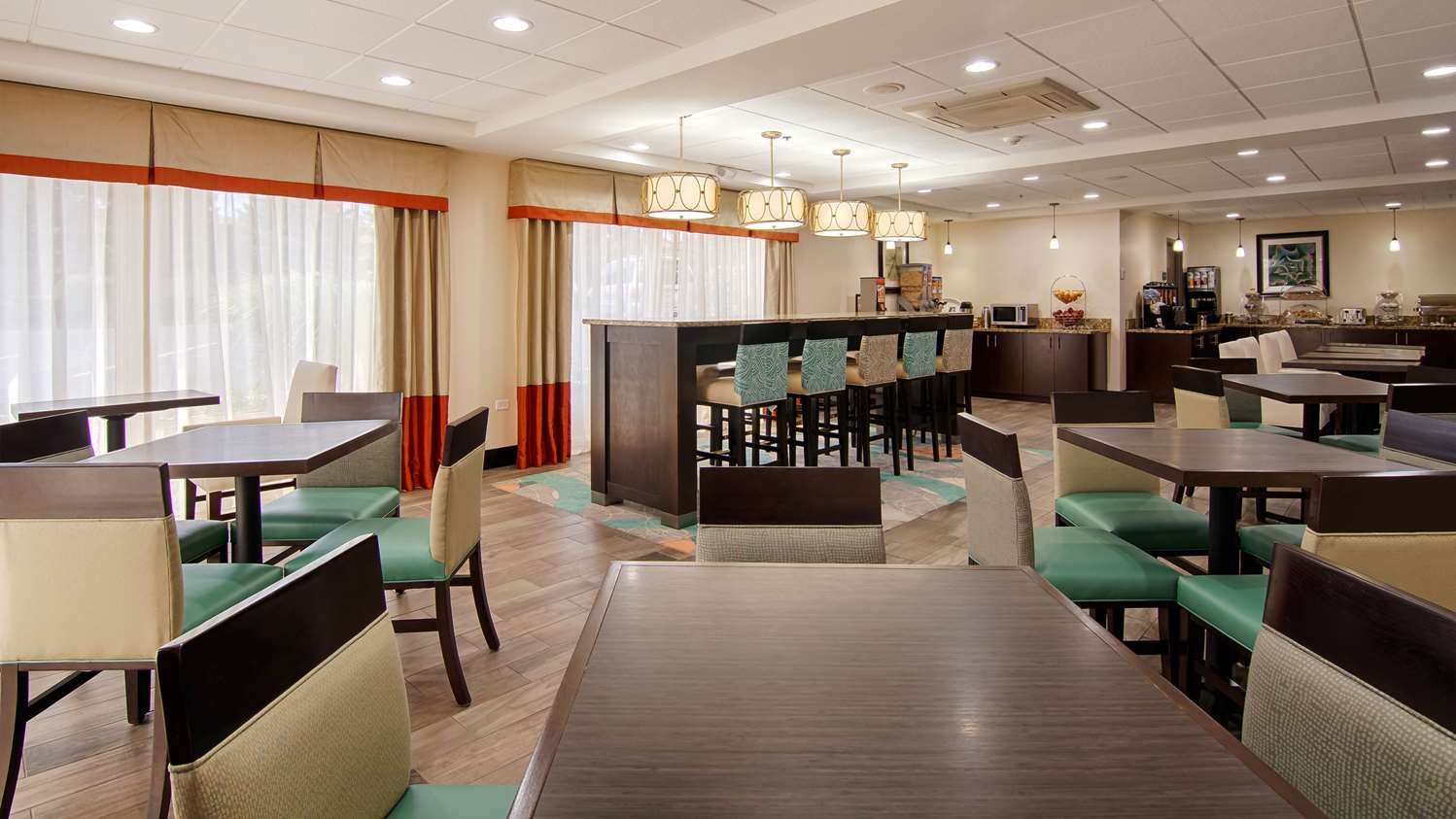 Restaurant - Best Western Plus Chicagoland Countryside Hotel
