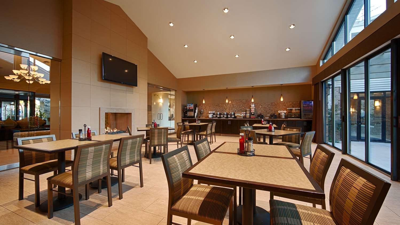 Restaurant - Best Western Plus Antioch Hotel & Suites