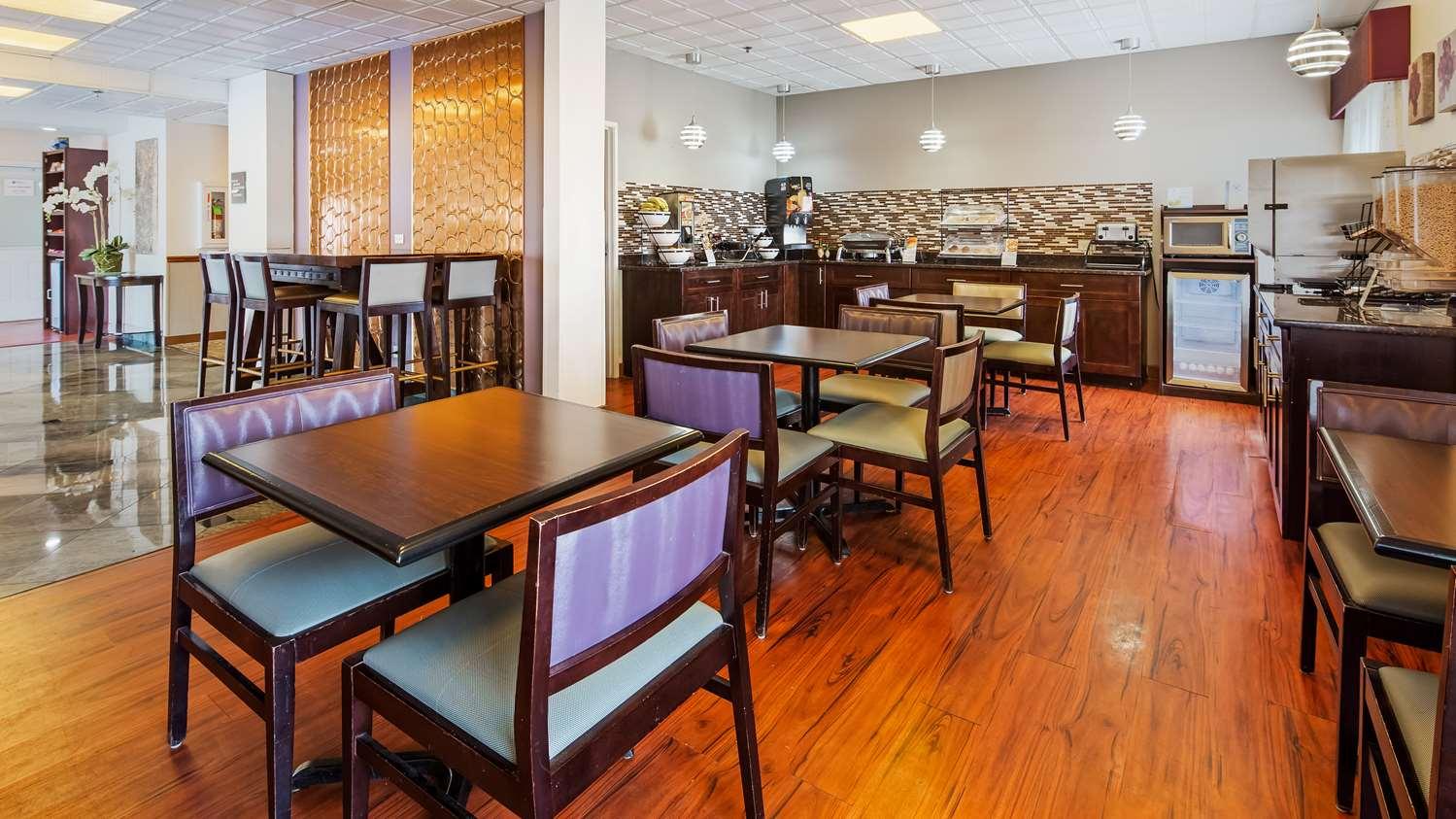 Restaurant - Best Western Plus O'Hare South Hotel Franklin Park