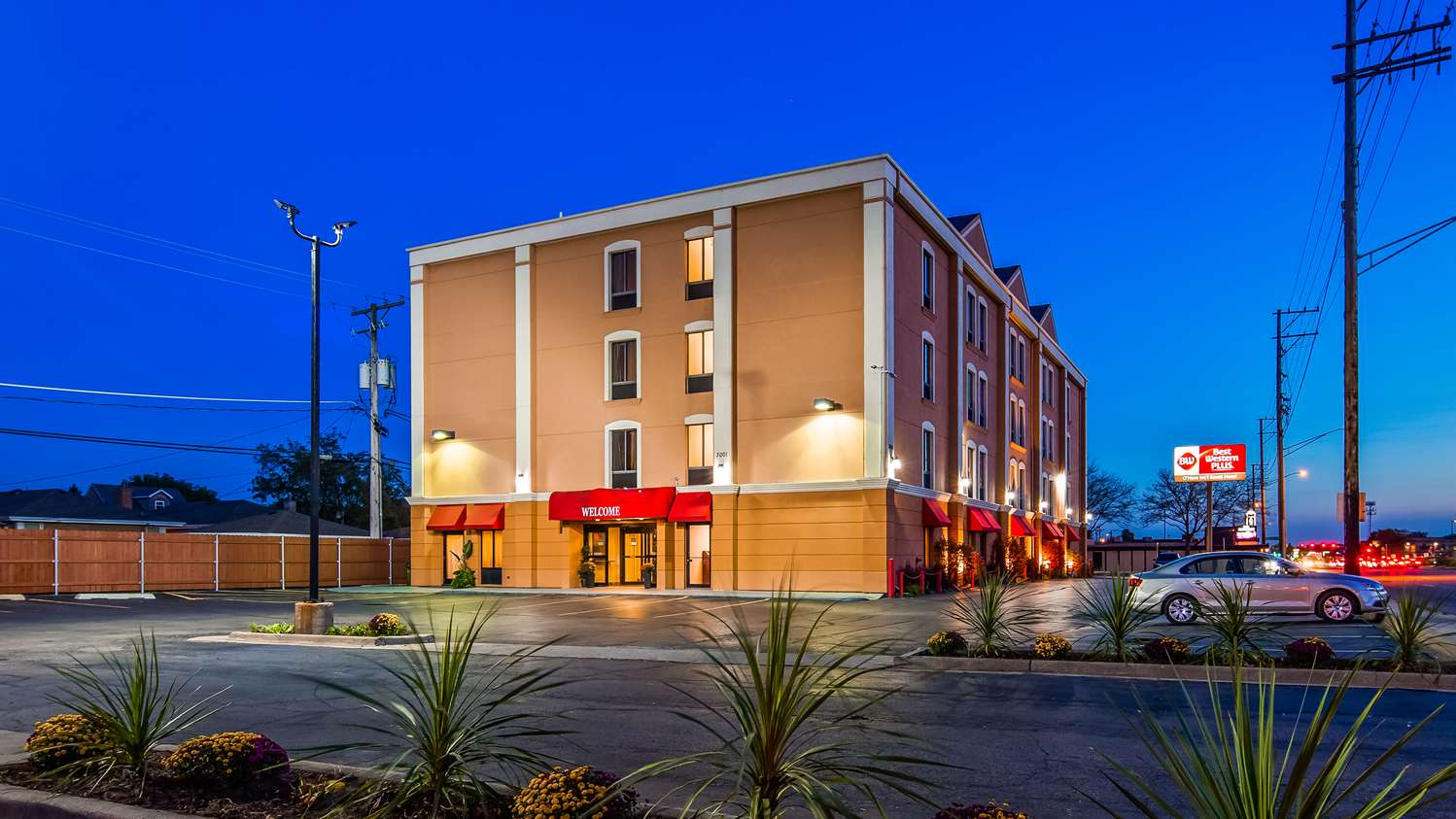 Exterior view - Best Western Plus O'Hare South Hotel Franklin Park