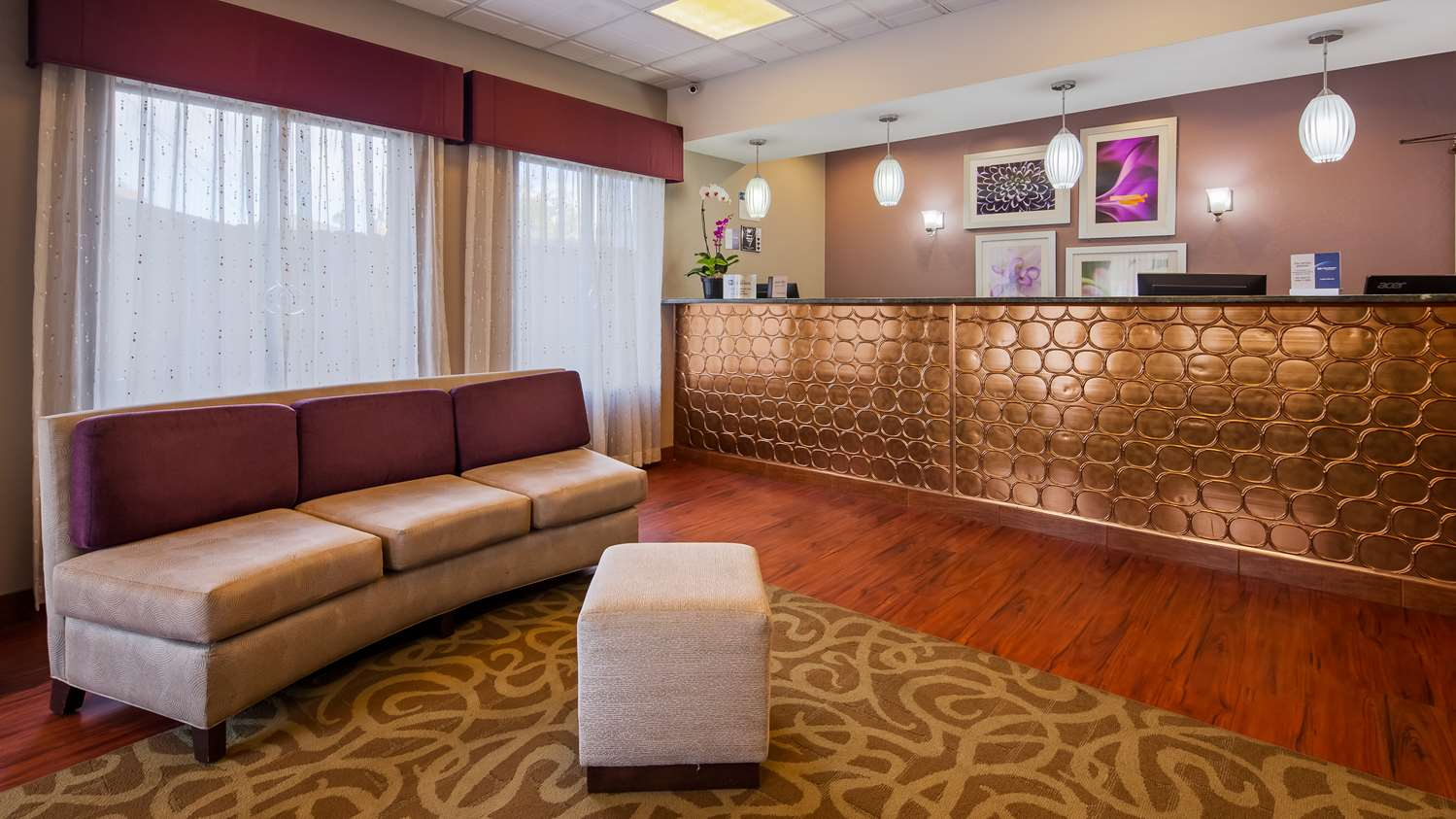 Lobby - Best Western Plus O'Hare South Hotel Franklin Park