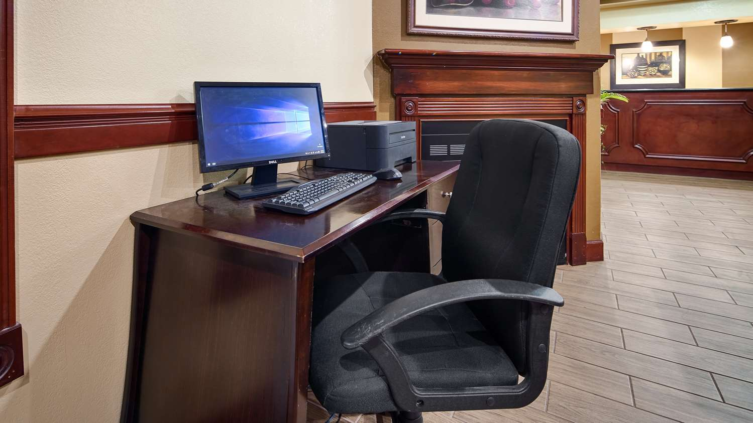 Conference Area - Best Western Inn & Suites Airport Indianapolis
