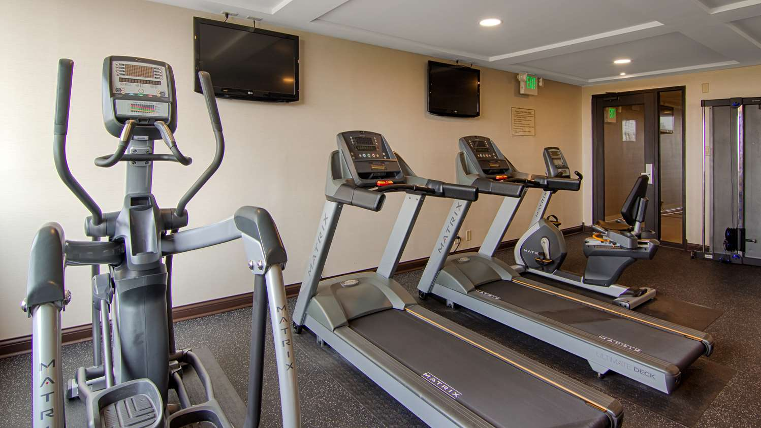 Fitness/ Exercise Room - Best Western Northwest Indiana Inn Hammond