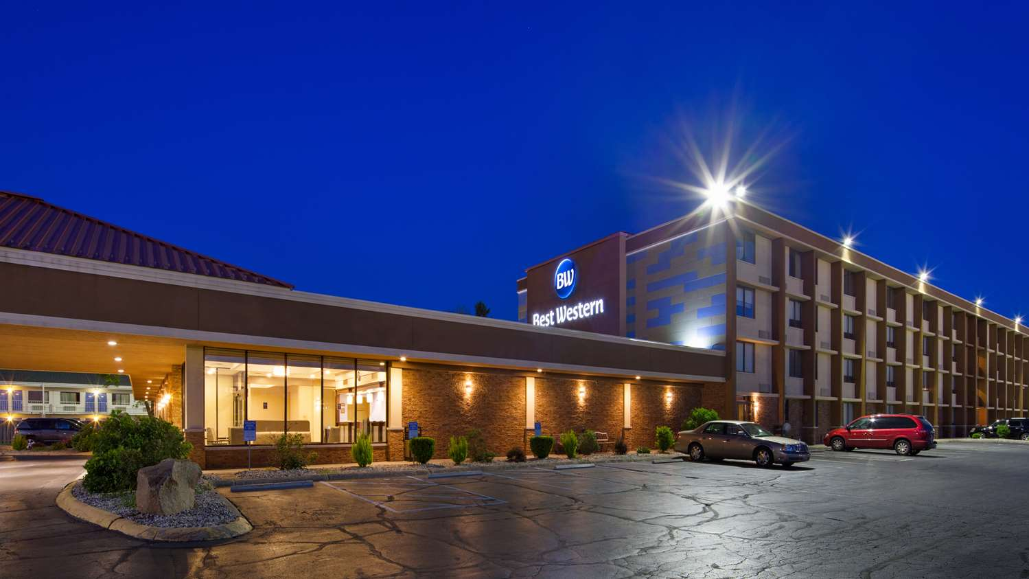 Exterior view - Best Western Northwest Indiana Inn Hammond