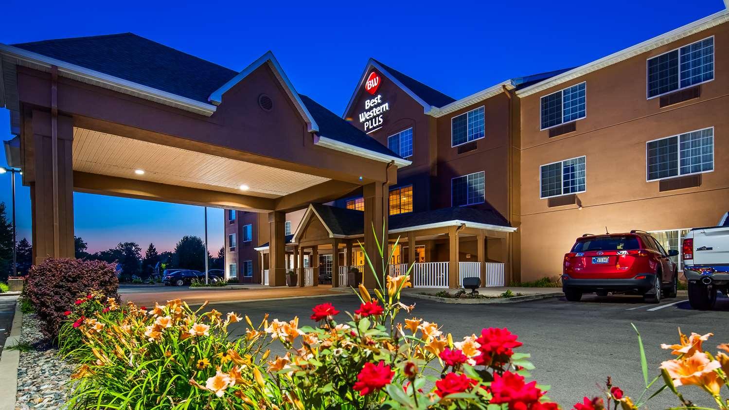 Exterior view - Best Western Plus Fort Wayne Inn