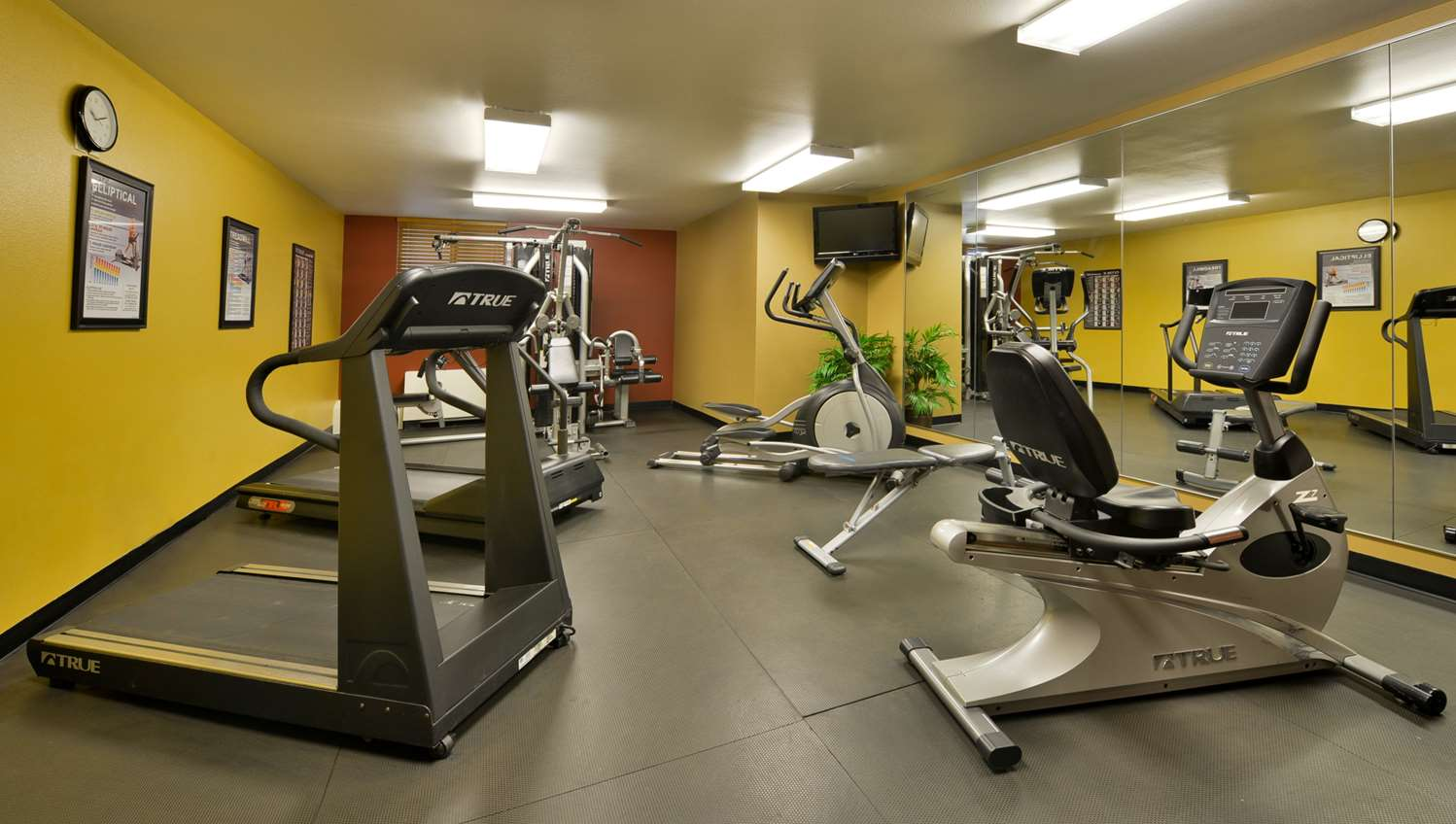 Fitness/ Exercise Room - Best Western Plus Dubuque Hotel & Conference Center