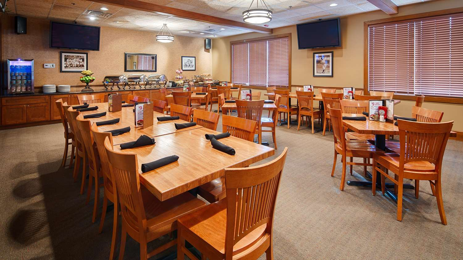 Restaurant - Best Western Plus Dubuque Hotel & Conference Center