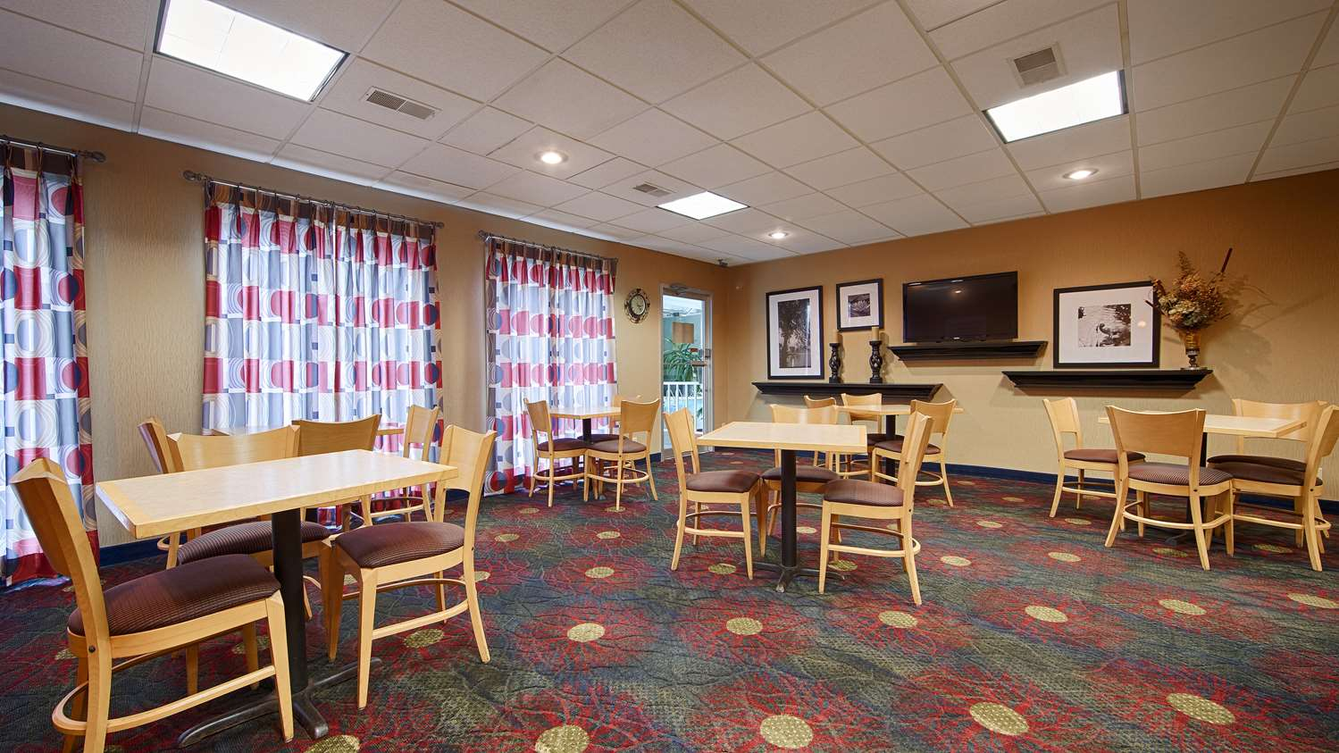 Restaurant - Best Western Holiday Lodge Clear Lake