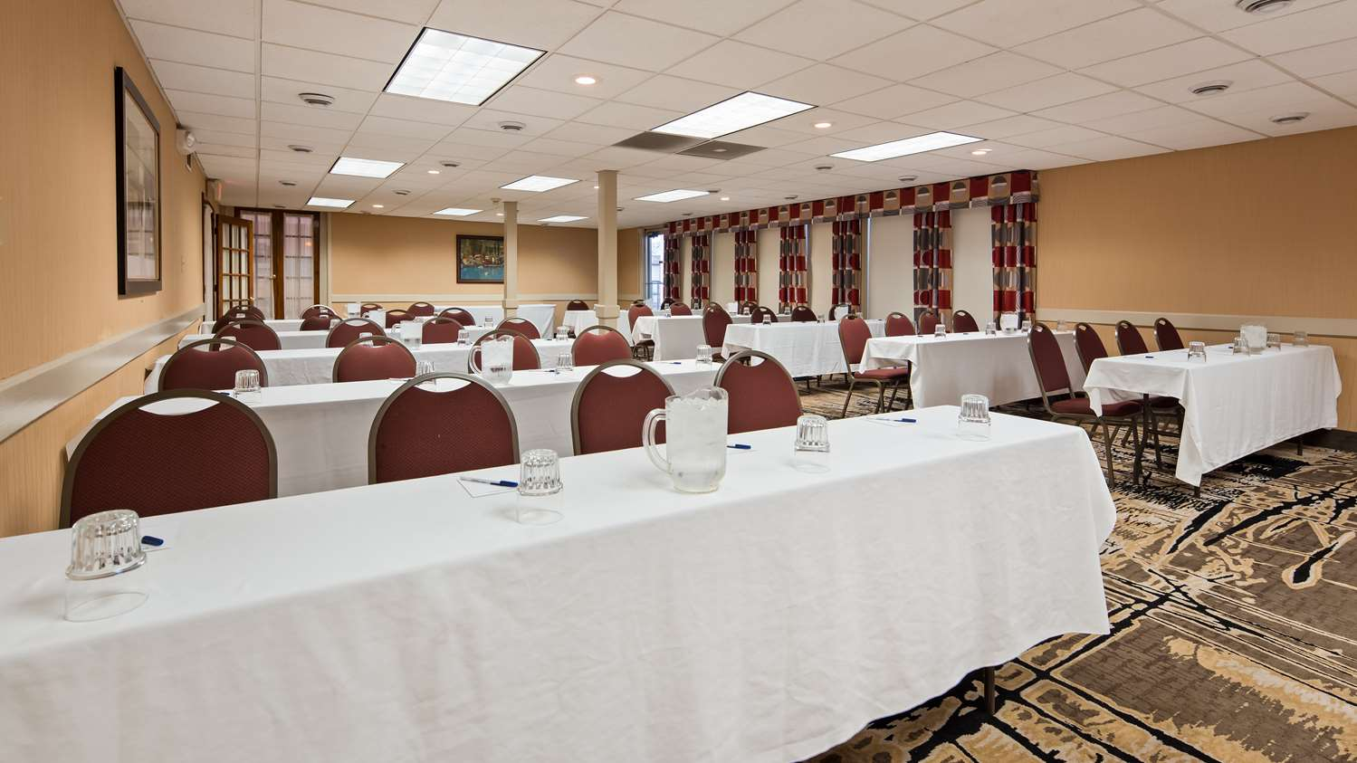 Meeting Facilities - Best Western Holiday Lodge Clear Lake