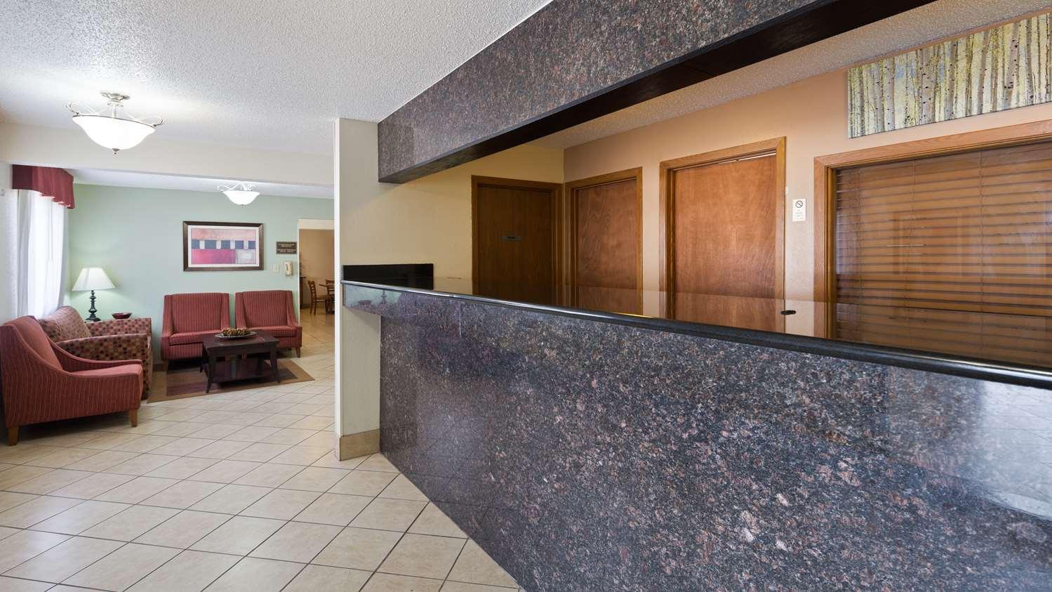 Lobby - Best Western Mt Pleasant Inn