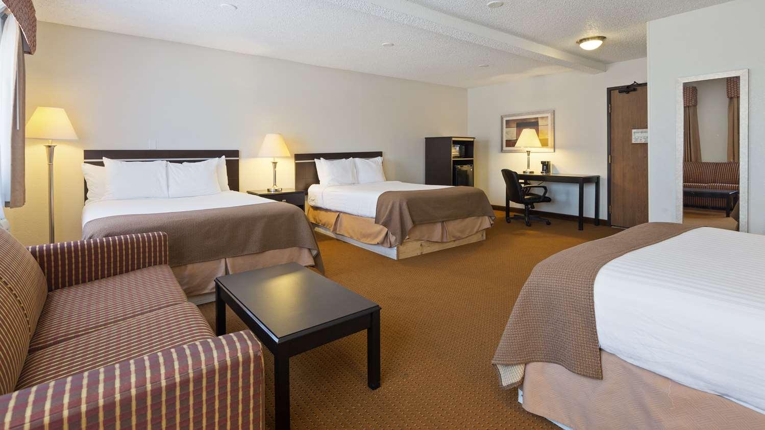 Room - Best Western Mt Pleasant Inn
