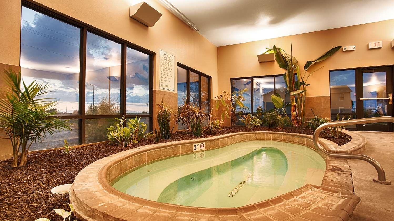 Pool - Best Western Plus Night Watchman Inn & Suites Greensburg