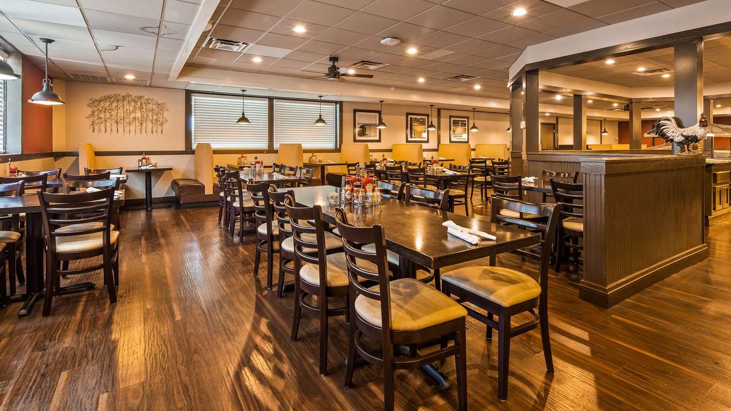 Restaurant - Best Western Wichita North Hotel