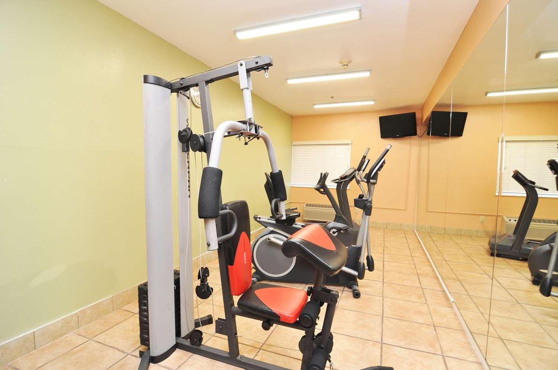 Fitness/ Exercise Room - Best Western Inn & Suites Topeka