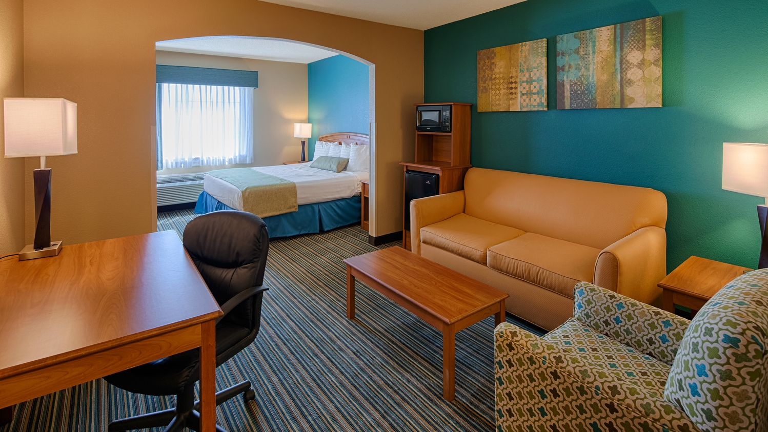 Suite - Best Western Governors Inn & Suites Wichita