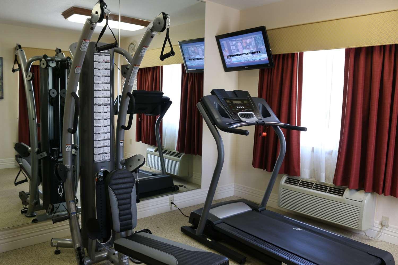 Fitness/ Exercise Room - Best Western Inn Parsons