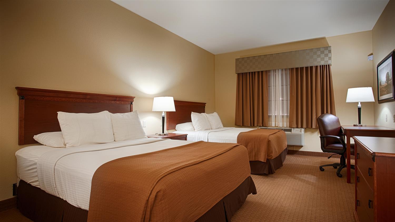 Room - Best Western Plus Butterfield Inn Hays