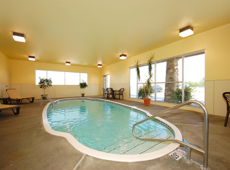 Pool - Best Western El Quartelejo Inn Scott City