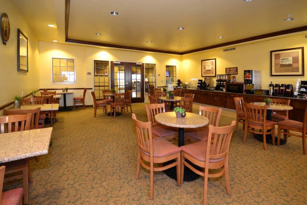 Restaurant - Best Western El Quartelejo Inn Scott City
