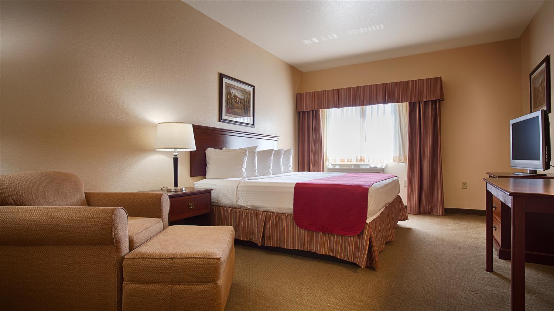 Room - Best Western El Quartelejo Inn Scott City