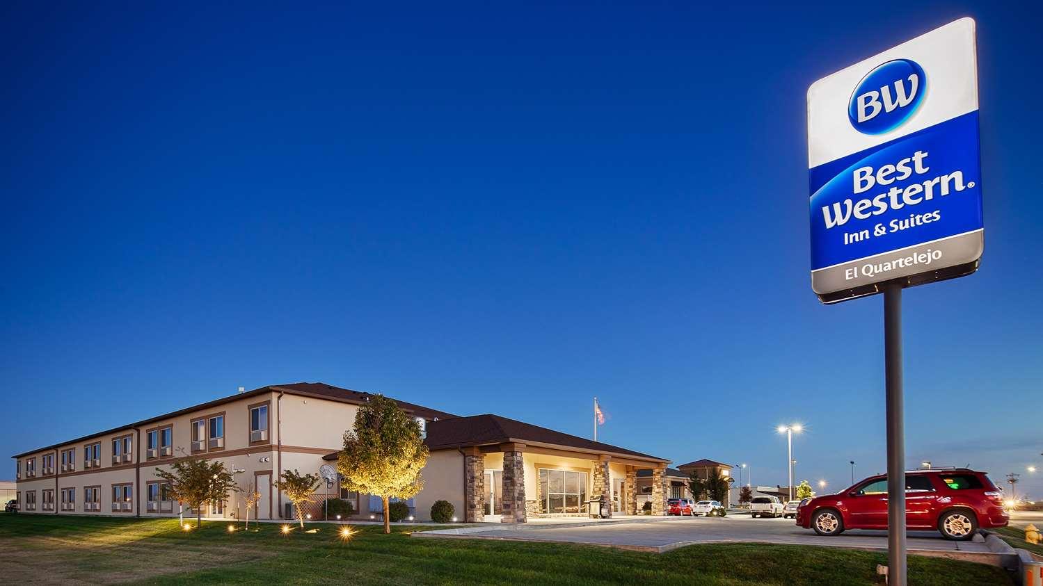 Exterior view - Best Western El Quartelejo Inn Scott City