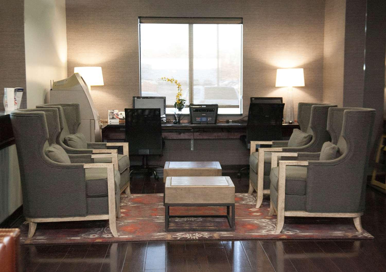 Lobby - Best Western Plus Olathe Inn & Suites