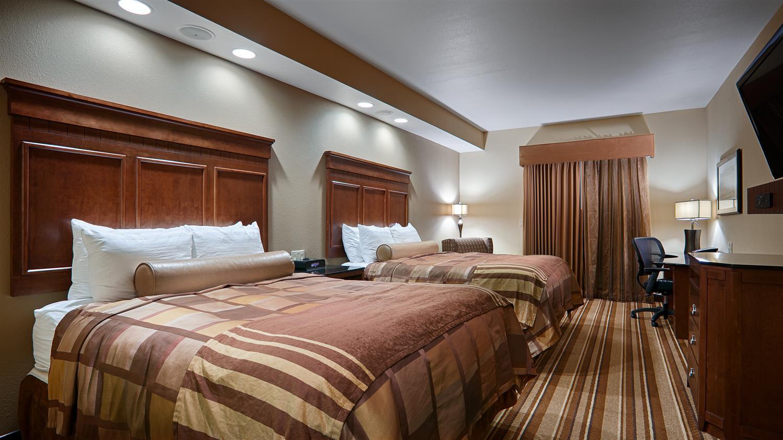 Best Western Premier Kc Speedway Inn Amp Suites Ks See