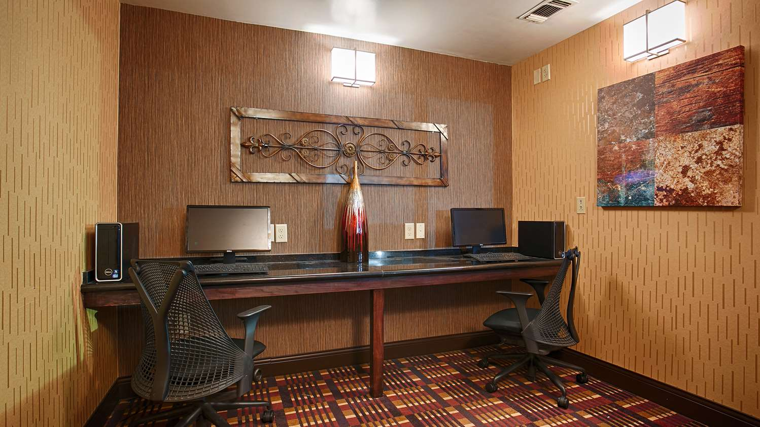 Conference Area - Best Western Plus Midwest Inn & Suites Salina