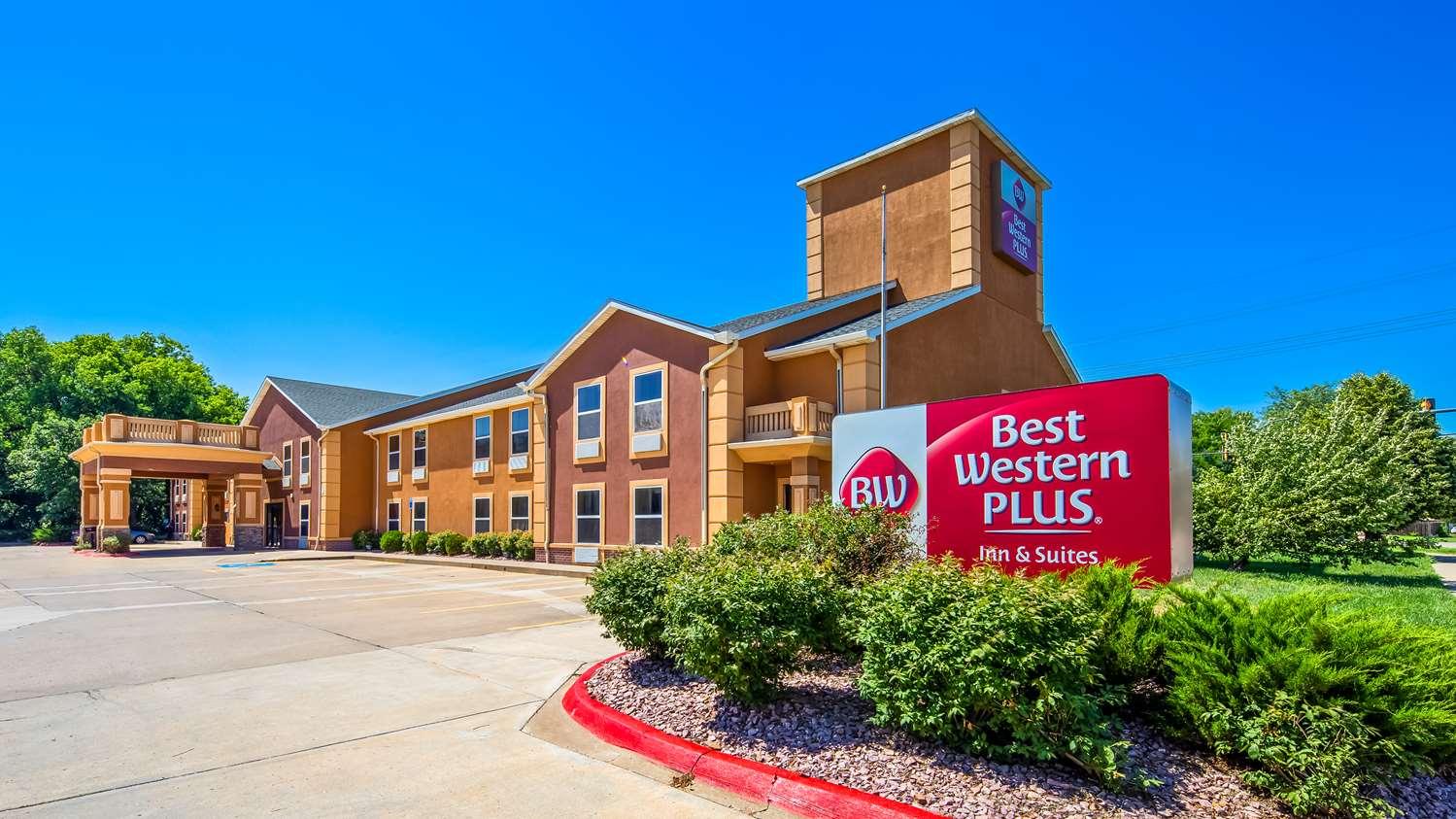 Exterior view - Best Western Plus Midwest Inn & Suites Salina