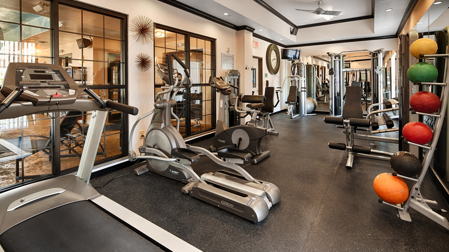 Fitness/ Exercise Room - Best Western Plus Emerald Inn & Suites Garden City