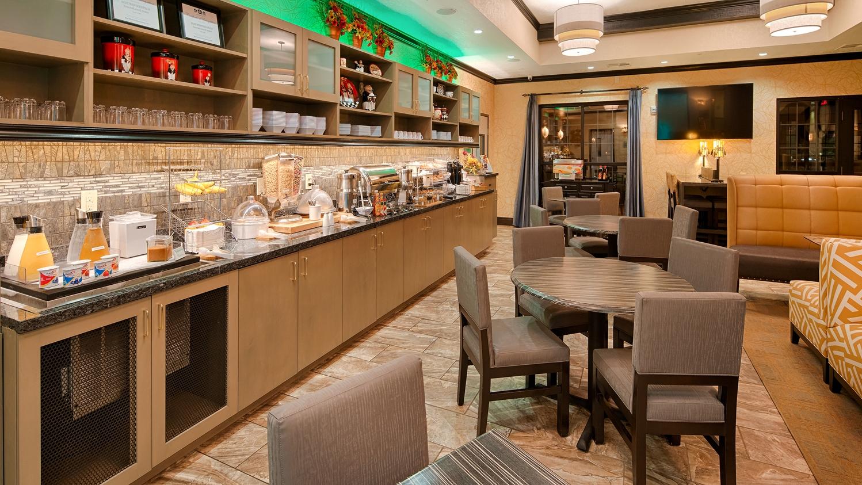 Restaurant - Best Western Plus Emerald Inn & Suites Garden City