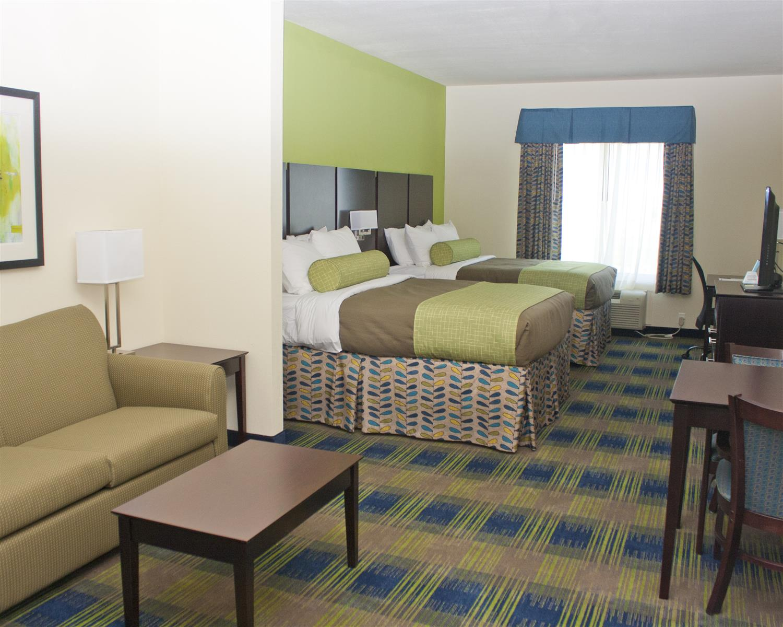 Amenities - Best Western Plus Pratt Hotel