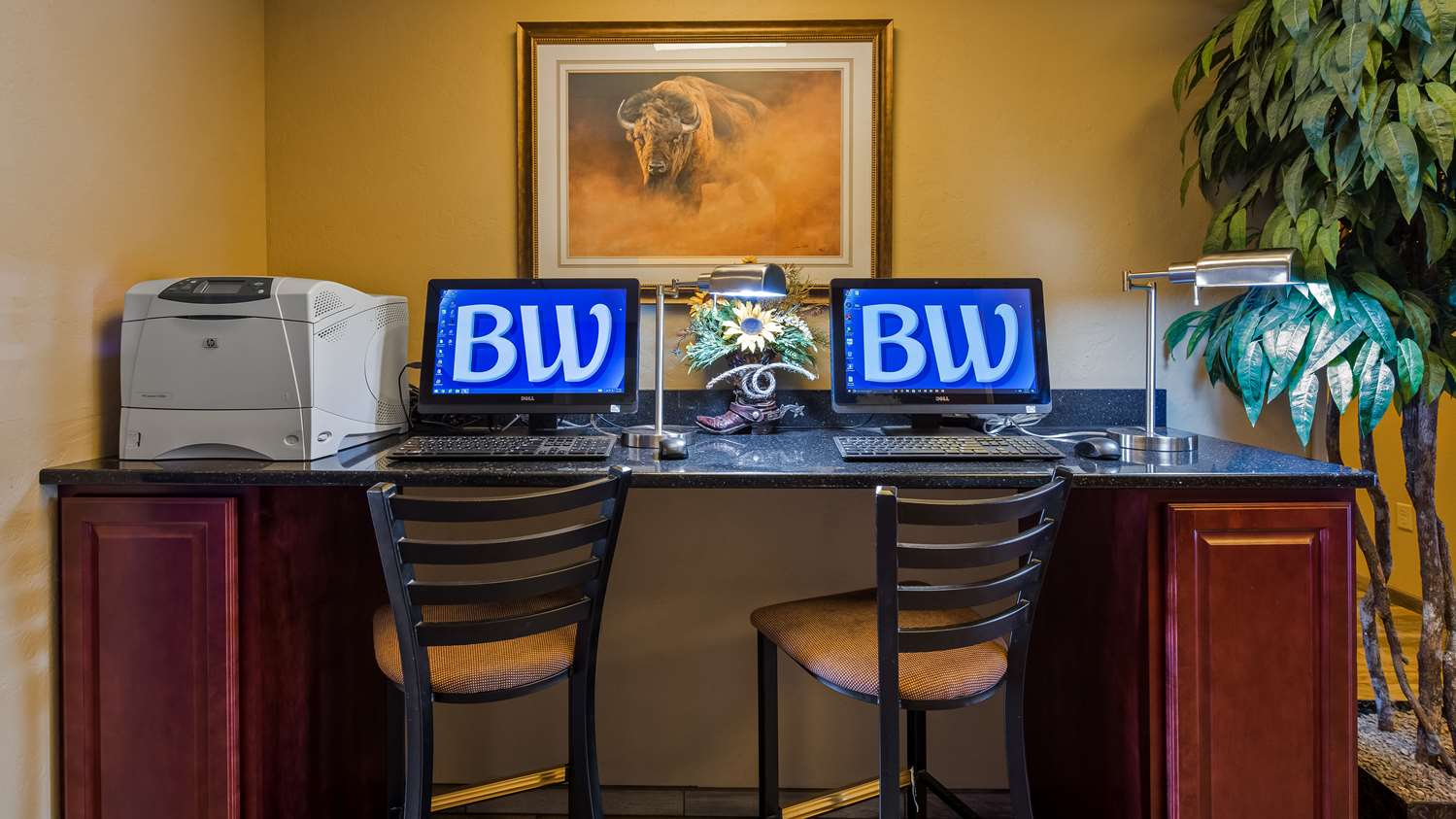 Conference Area - Best Western North Edge Inn Dodge City