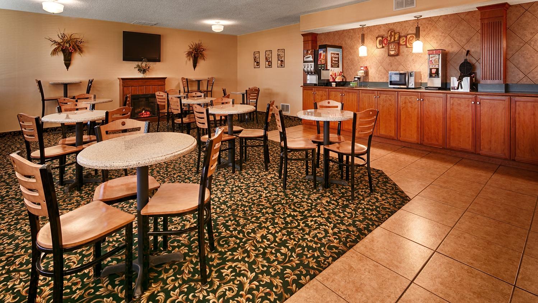 ... Restaurant   Best Western University Inn Murray