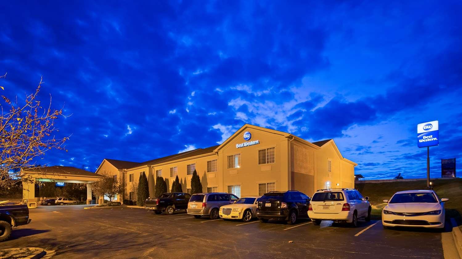 Exterior view - Best Western Inn Lawrenceburg