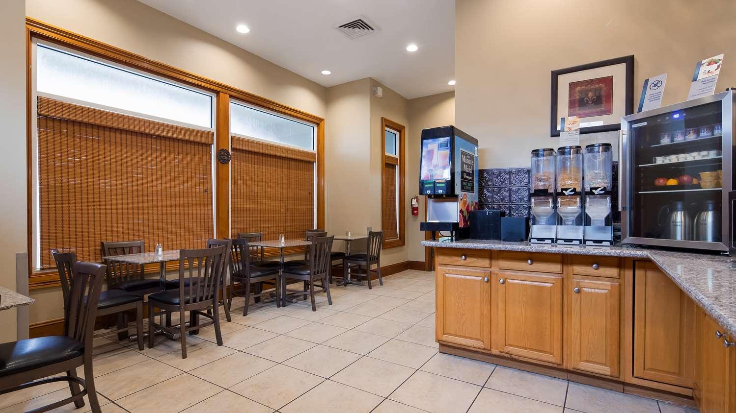 Restaurant - Best Western Covington Inn
