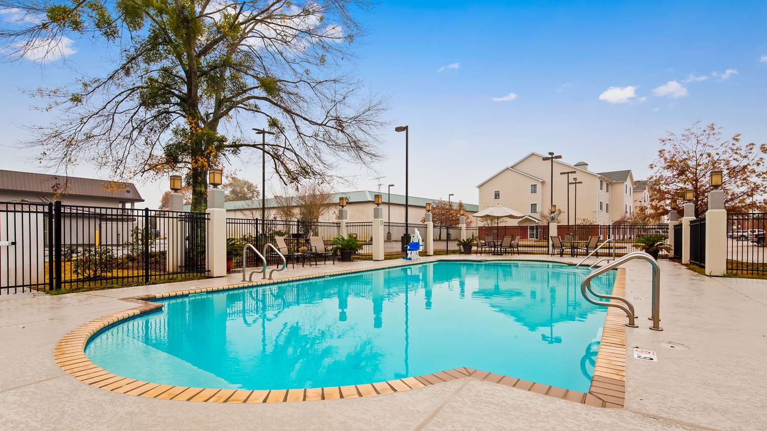 Pool - Best Western Covington Inn