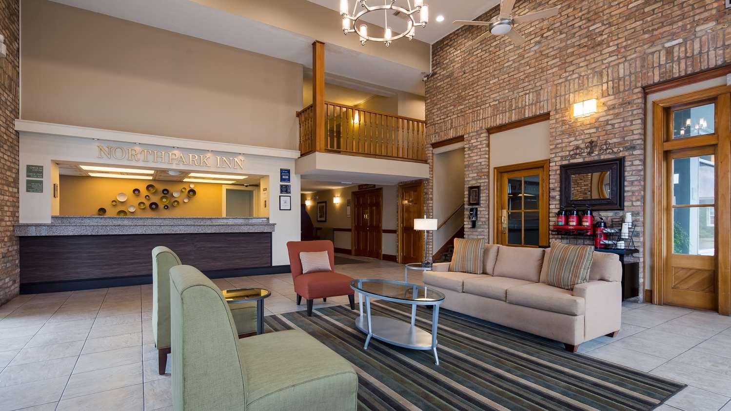 Lobby - Best Western Covington Inn