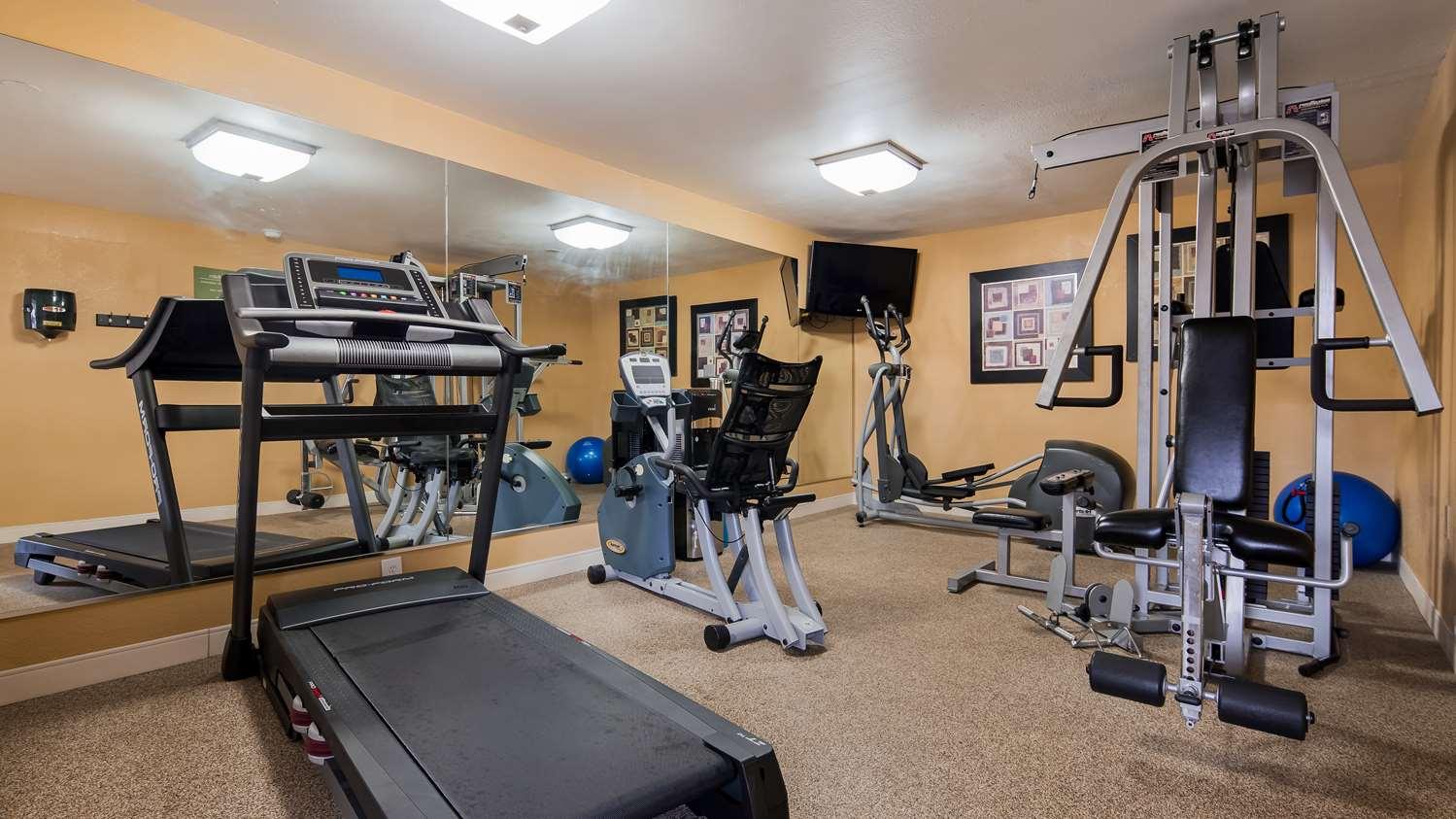 Fitness/ Exercise Room - Best Western Covington Inn