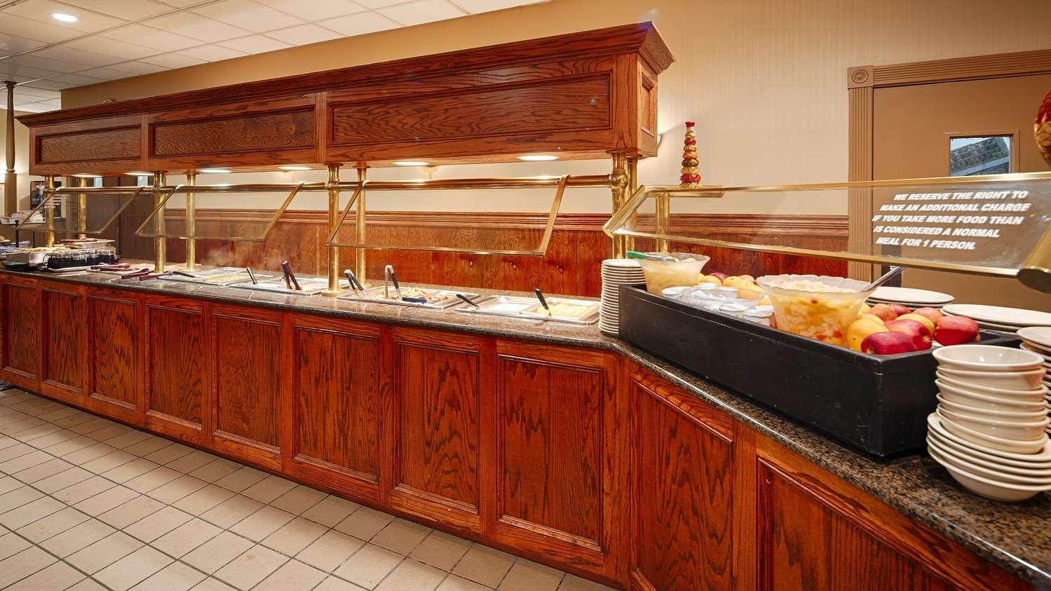 Restaurant - Best Western Forest Inn Franklin