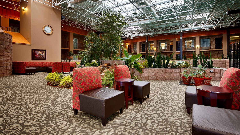 proam - Best Western Alexandria Inn & Suites