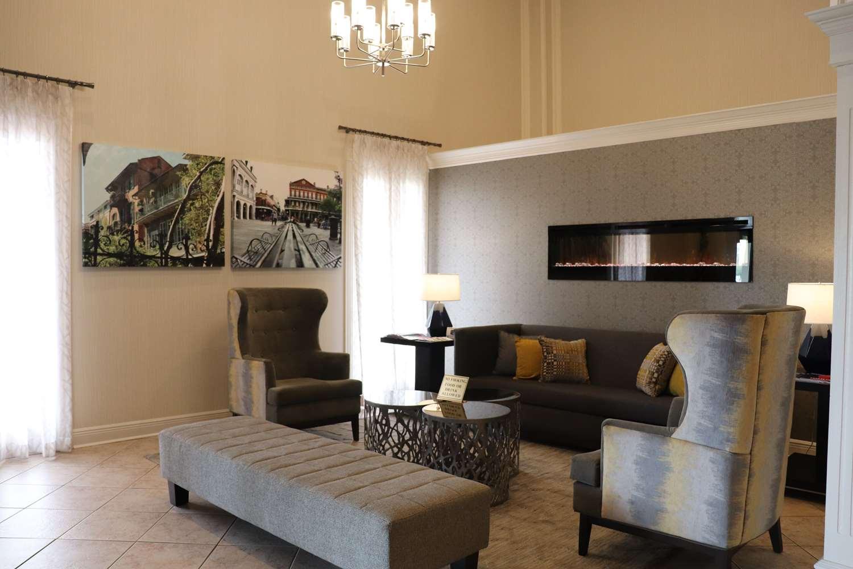 Lobby - Best Western Plus Westbank Hotel Harvey