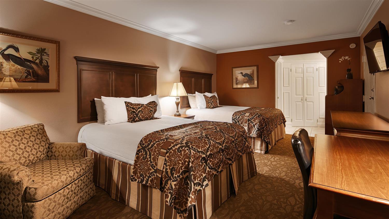 Suite - Best Western Plus Westbank Hotel Harvey